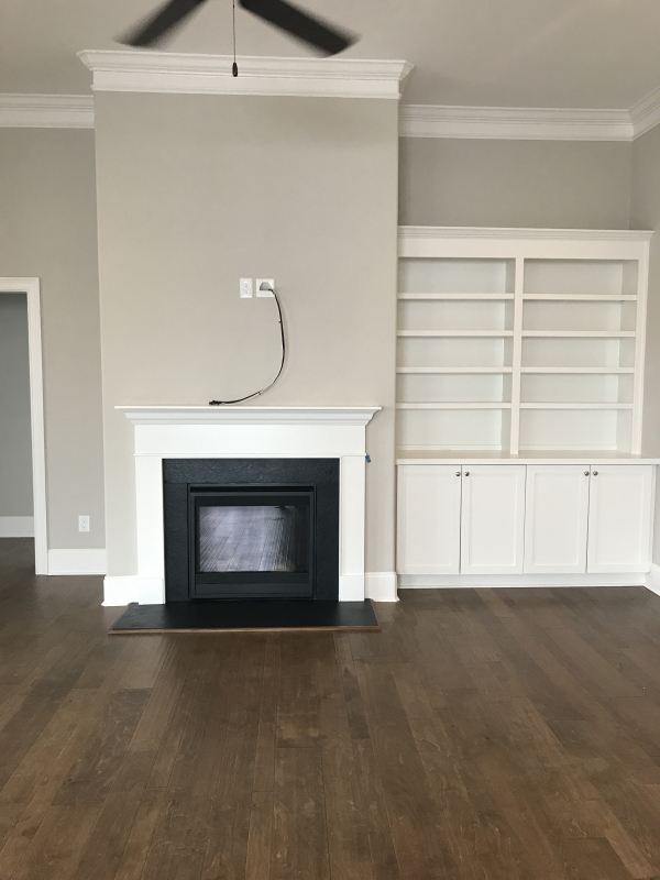 White Livingroom 2019